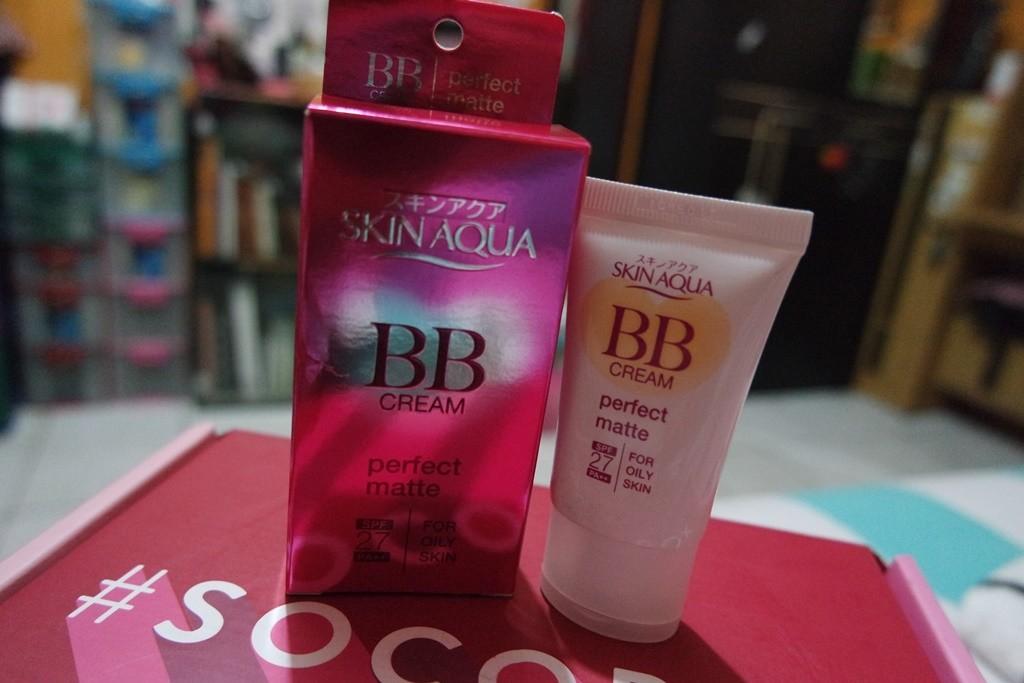 Skin Aqua BB Perfect Matte (Oily)