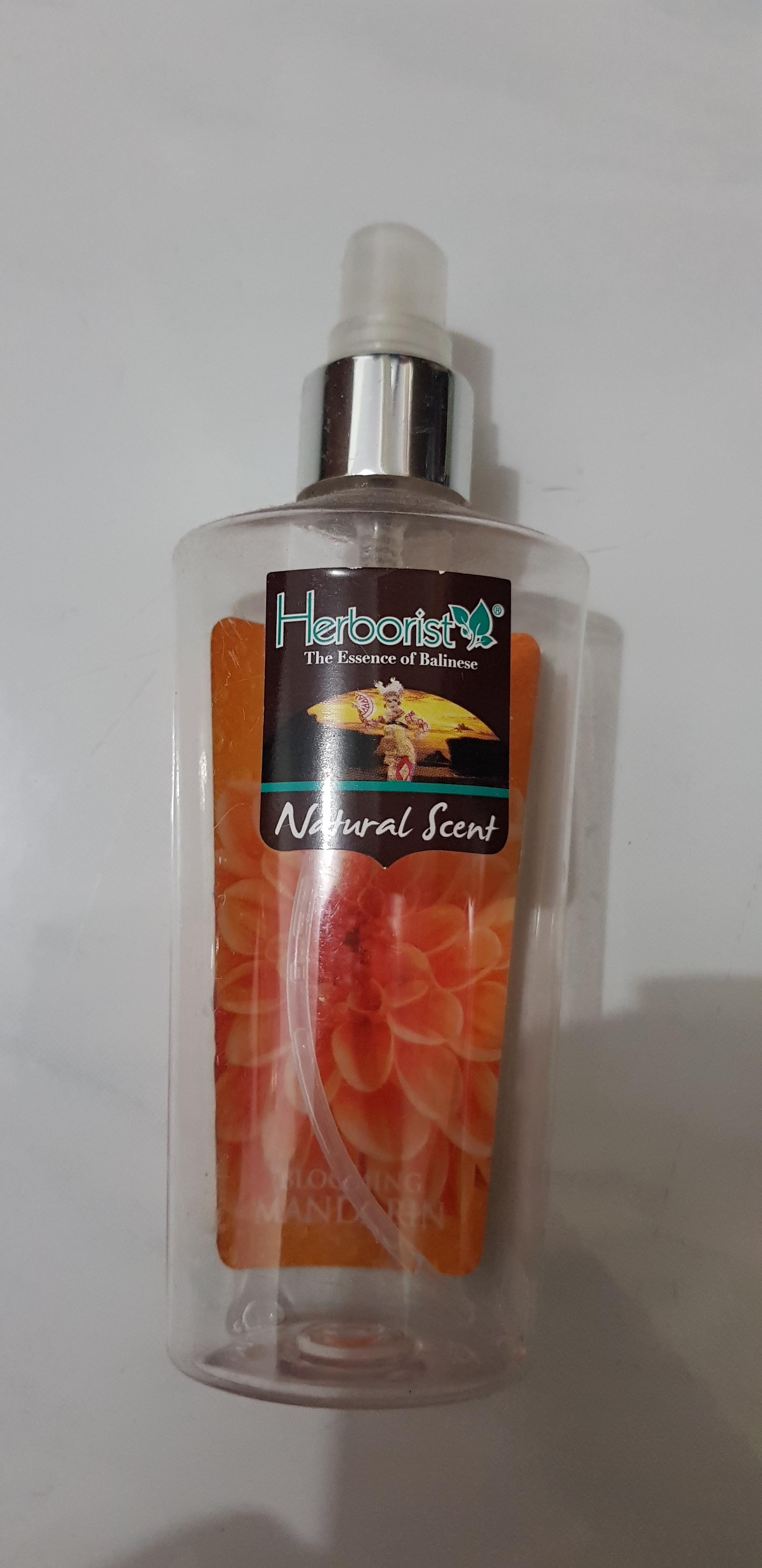 Herborist Natural Scent