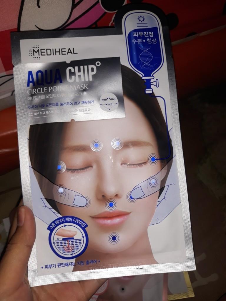 Mediheal Circle Point AquaChip Mask